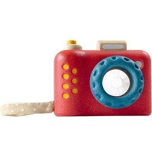 知育玩具 1歳 2歳 3歳 赤ちゃん 木のおもちゃ 子供 誕生日プレゼント マイファーストカメラ|nicoly