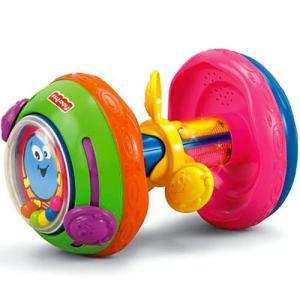 知育玩具 赤ちゃん おもちゃ 0歳 1歳 誕生日プレゼント たたいてころころ2WAYローラー|nicoly