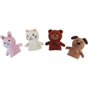 ぬいぐるみ 赤ちゃん おもちゃ 0歳 1歳 誕生日プレゼント フィンガーパペット|nicoly