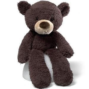 ぬいぐるみ 1歳 2歳 3歳 子供 誕生日プレゼント クマ 赤ちゃん おもちゃ ファジーフレンズ チョコベア