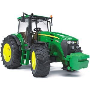 車のおもちゃ 3歳 4歳 5歳 子供 誕生日プレゼント JD 7930トラクター|nicoly