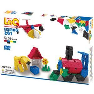 ブロック 玩具 4歳 5歳 6歳 子供 誕生日プレゼント LaQ ラキュー ベーシック 201|nicoly