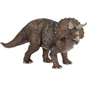 フィギュア 恐竜 3歳 4歳 5歳 子供 誕生日プレゼント トリケラトプス|nicoly