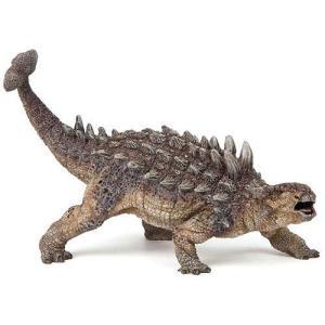 フィギュア 恐竜 3歳 4歳 5歳 子供 誕生日プレゼント アンキロサウルス|nicoly