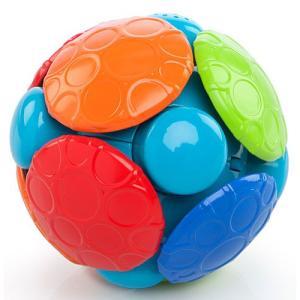 知育玩具 赤ちゃん おもちゃ 0歳 1歳 誕生日プレゼント オーボール ワブル・バブル