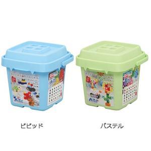 おもちゃ 知育玩具 子供 誕生日プレゼント 男の子 女の子 アーテックブロック バケツ112|nicoly