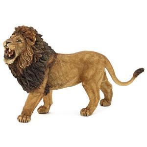 フィギュア 動物 ライオン(吠) 子供 誕生日プレゼント 男の子 女の子 3歳 4歳 5歳 6歳|nicoly