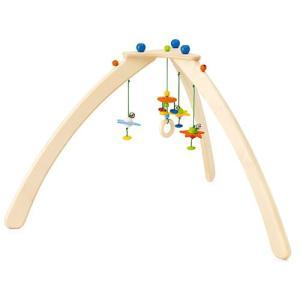 プレイジム 木のおもちゃ 赤ちゃん 誕生日プレゼント ベビージム・ステリーノ 男の子 女の子 0歳 1歳|nicoly