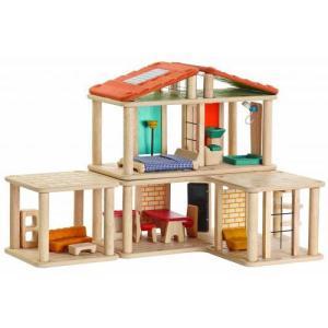 ドールハウス 誕生日プレゼント クリエイティブ プレイ ハウス 木のおもちゃ 木製 子供 女の子 3歳 4歳 5歳|nicoly