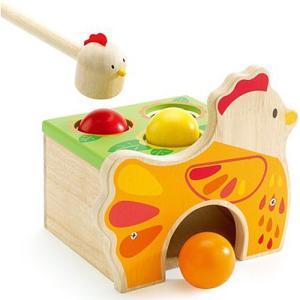 トック アンド ブーン ハンマートイ 木のおもちゃ 誕生日プレゼント nicoly