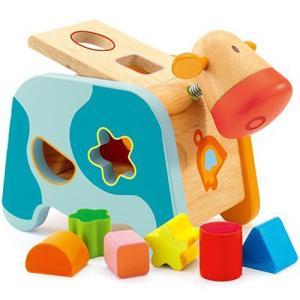 積み木 木のおもちゃ キャシャトー マギー|nicoly