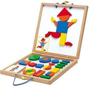 知育玩具 誕生日プレゼント ジオフォーム セット ボックス 木のおもちゃ nicoly