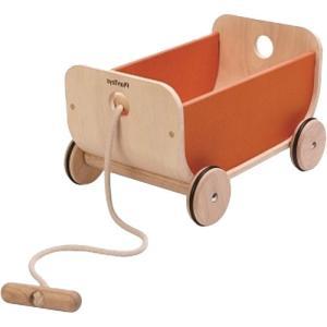 おもちゃ箱 収納 木製 トイワゴン|nicoly