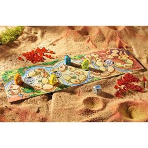 ドラゴンとファイアークリスタル ボードゲーム 知育玩具 テーブル 誕生日プレゼント|nicoly