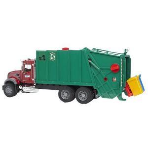 MACK ゴミ収集車 車のおもちゃ トラック 砂場|nicoly