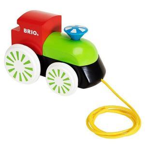 プルトイ プルトーイ 木のおもちゃ BRIO ブリオ 木製蒸気機関車(カラー)|nicoly