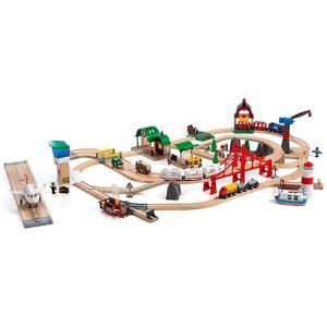 BRIO ブリオ 木製レール 電車 3歳 4歳 5歳 子供 BRIOレール 誕生日プレゼント 誕生日...