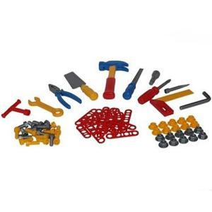 大工さん 知育玩具 工具セットA 72ピース|nicoly