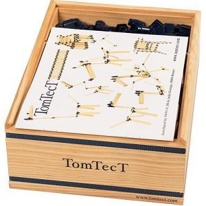 積み木 ブロック 木のおもちゃ トムテクト180 nicoly