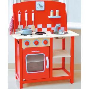 ままごと キッチン 木のおもちゃ キッチンダイナー|nicoly