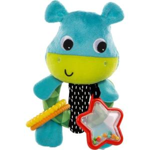 ラトル がらがら 赤ちゃん 玩具 グラブミー・フレンズ かば|nicoly