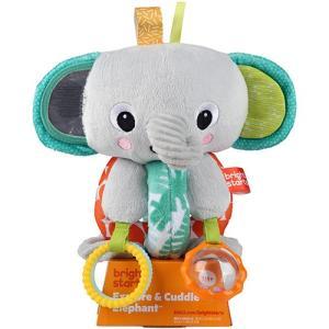ぬいぐるみ 赤ちゃん 玩具 エクスプロア&カドル・エレファント|nicoly