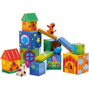 知育玩具 出産祝い キューバニモ|nicoly