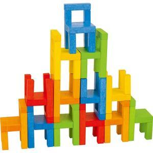 知育玩具 木のおもちゃ バランスゲーム チェアーズ|nicoly