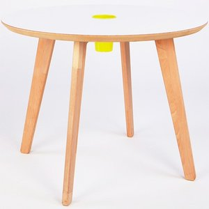 ホワイトサイド キッズテーブル|nicoly