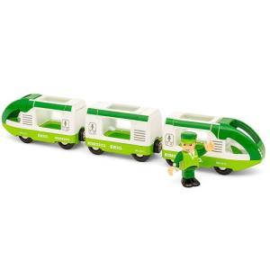 緑のトラベルトレイン 電車 男の子 おもちゃ|nicoly