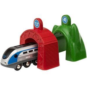 アクショントンネル電動機関車 電車 男の子 おもちゃ|nicoly