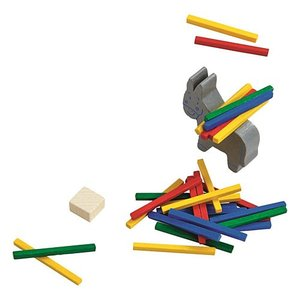 ハバ HABA 缶入りゲーム・スタック ボードゲーム 知育玩具 幼児 ゲーム 遊び