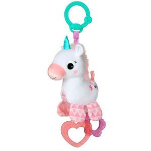 Kids2 スパークル&シャイン・ユニコーン ベビーカー おもちゃ おでかけ|nicoly