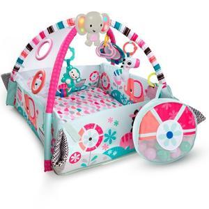 Kids2 ピンク・5-in-1・ヨアウェイ・ボール・プレイジム ベビー マット|nicoly