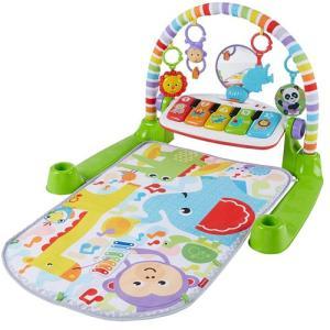 あんよでキック!4WAYバイリンガル・ピアノジム 赤ちゃん ベビー プレイ マット|nicoly
