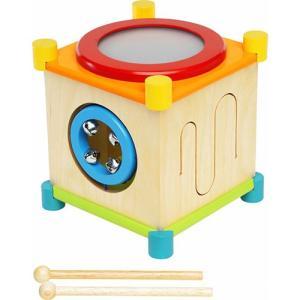 楽器玩具 木のおもちゃ 知育 メロディキューブ nicoly