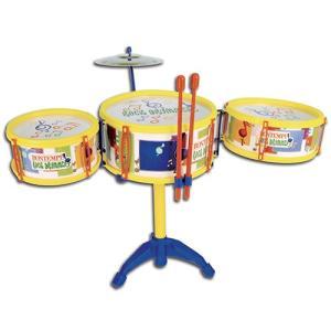 知育玩具 楽器玩具 音楽 ドラムセット 3pcs nicoly
