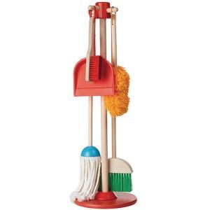 知育玩具 3歳 4歳 5歳 のおもちゃ お掃除道具セット|nicoly