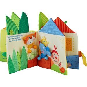 HABA ハバ クロースブック・リトルリーフハウス 赤ちゃん 布のおもちゃ 布絵本|nicoly