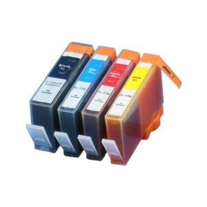 【通常配送送料無料】【HP178染料インク】HP,ヒューレットパッカード HP178XL 互換インクカートリッジ 【増量タイプ】  ICチップ付