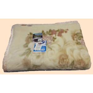 温泉毛布 ミンクファータッチマイヤー毛布(ピンク) 暖かい 日本製 シングル 1枚物 |niconicogenkimura|03