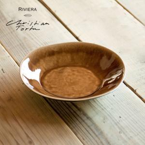 Riviera/リヴィエラ スーププレート25cm テラ ストーンウェア ポルトガル コスタ・ノバ costa-nova 食器 洋食器  中皿 深皿 パスタプレート おしゃれ|niconomanimani