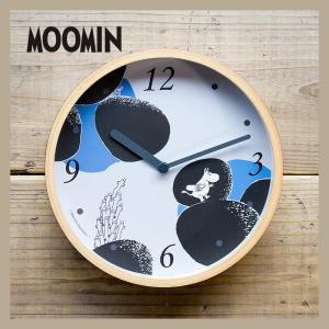 Moomin/ムーミン ウォールクロック ストーン|niconomanimani