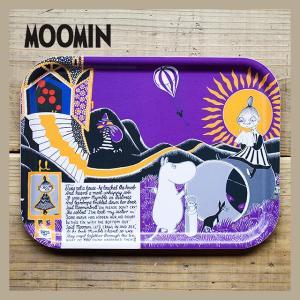 Moomin/ムーミン トレイ トレイサニーS|niconomanimani