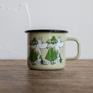 Moomin/ムーミン ムーミンマグ フレンズ ムーミン&スナフキン|niconomanimani
