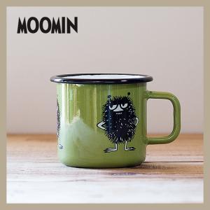 Moomin/ムーミン ムーミンマグ スティンキー グリーン