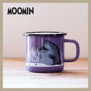 Moomin/ムーミン ムーミンマグ モランパープル|niconomanimani