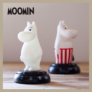 Moomin/ムーミン 3Dキッチンタイマー ムーミン/ムーミンママ/リトルミイ|niconomanimani