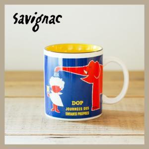 Raymond Savignac/レイモン・サヴィニャック マグ(ドップ) 320ml 食器 カップ アート イラスト カフェ おしゃれ かわいい フランス ヨーロッパ|niconomanimani
