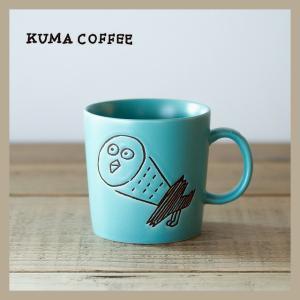 KUMA COFFEE/クマコーヒー マグカップ(ピピピ)|niconomanimani